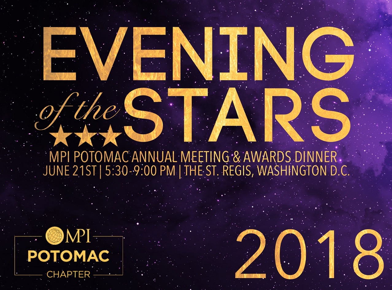 MPI Potomac Evening of the Stars Annual Meeting and Awards Dinner