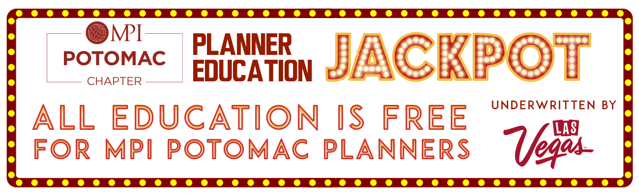MPI Potomac Planner Education Jackpot
