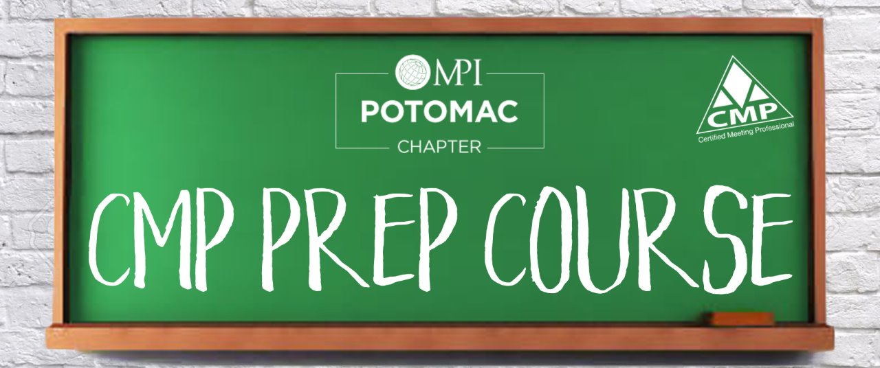 MPI Potomac CMP Preparation Course- Fall 2016