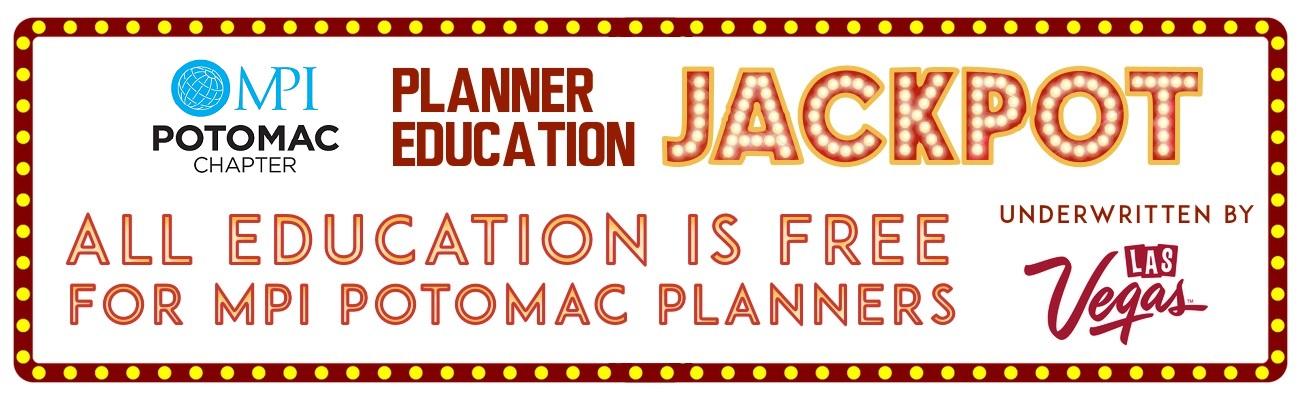 MPI Potomac Planner Education Jackpot 18-19