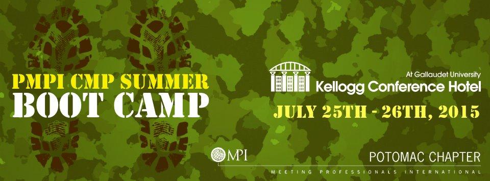 PMPI CMP Summer Boot Camp