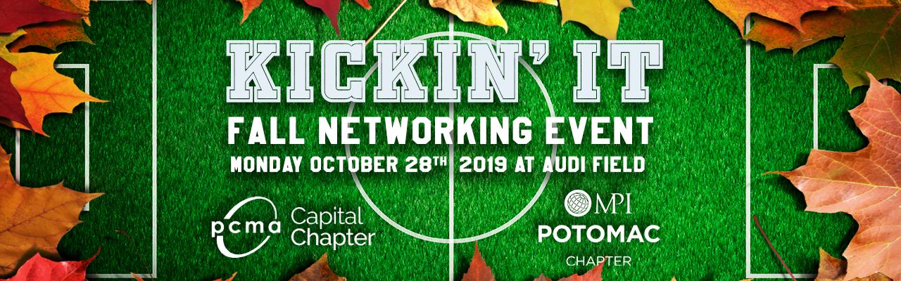 PCMA Capital Chapter/MPI Potomac Kickin' It Fall Networking Event