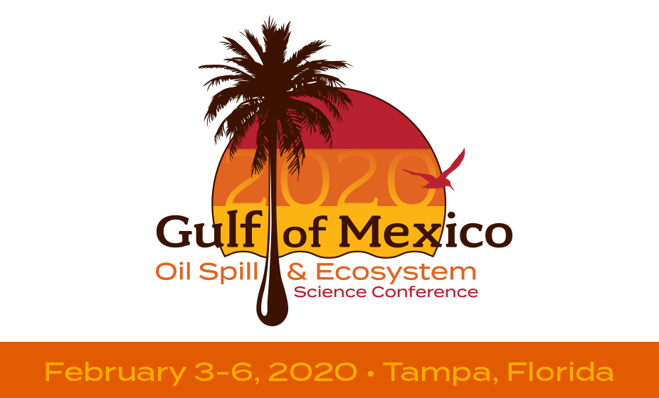 (Deadline) Gulf of Mexico Oil Spill & Ecosystem Conference abstracts (event Feb. 3-6, 2020)