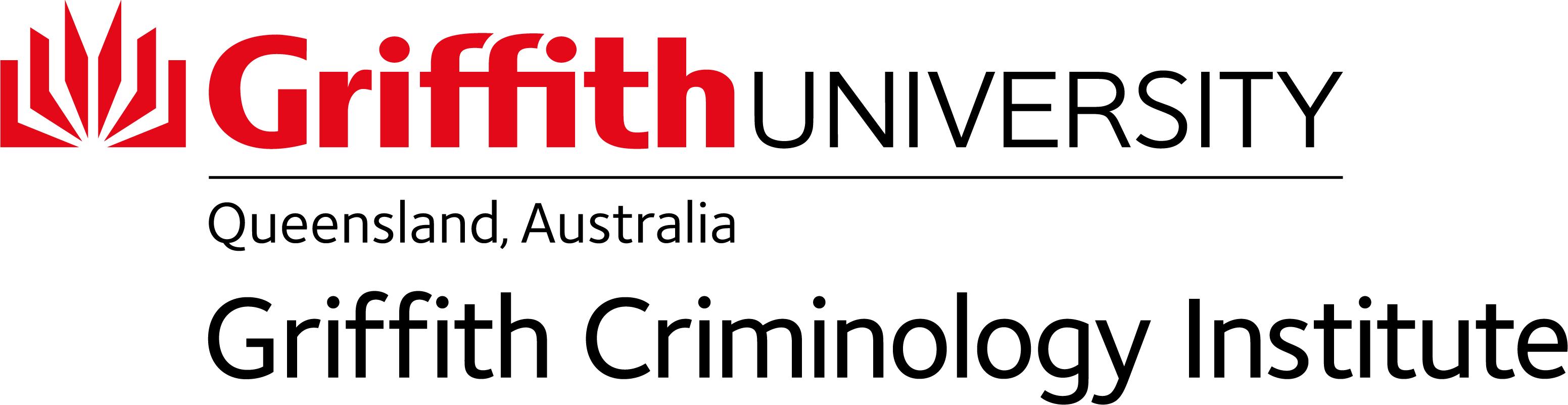 Griffith Criminology Institute logo colour