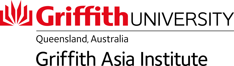 Griffith Asia Institute logo colour
