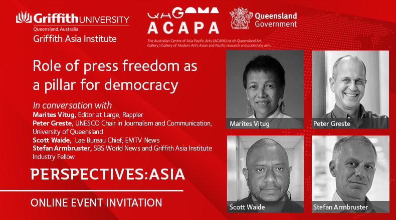 Role of press freedom as a pillar for democracy