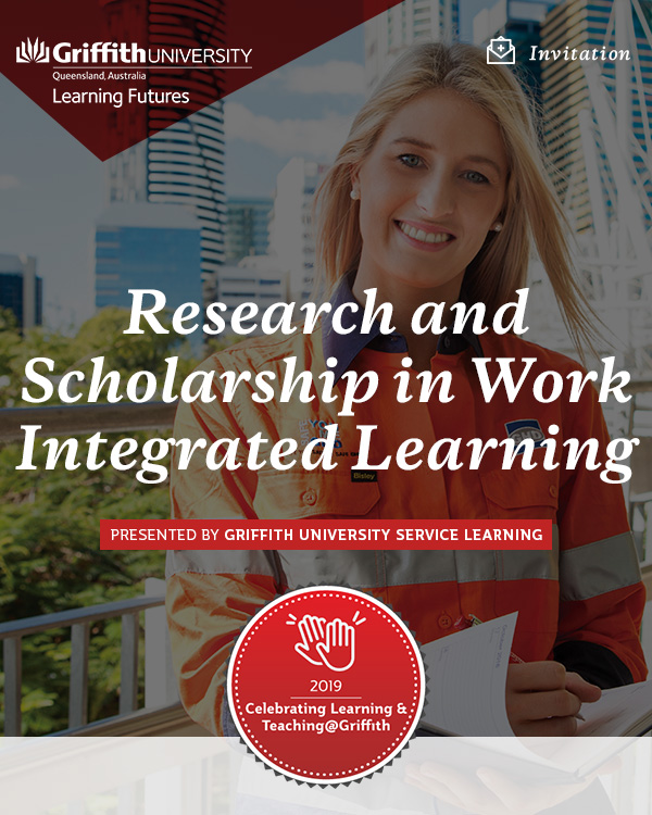 Research and Scholarship in Work-Integrated Learning