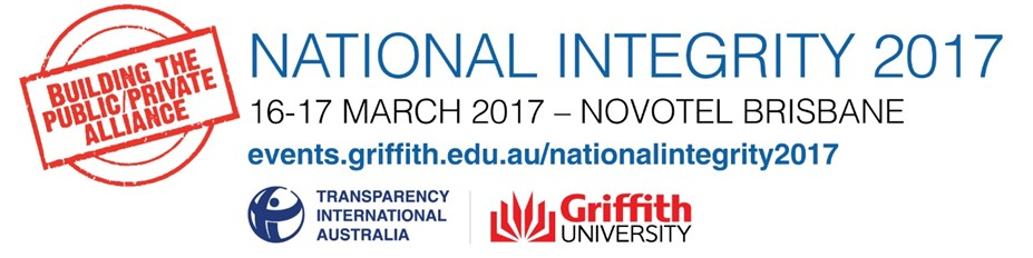 National Integrity Conference logo