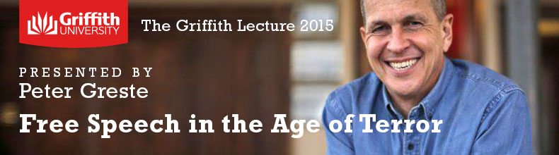 The Griffith Lecture 2015