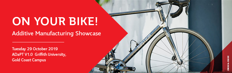 On your bike : An Additive Manufacturing Showcase