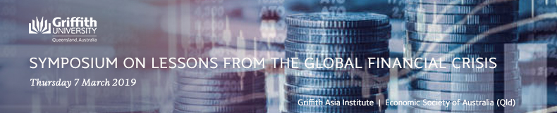 Symposium on lessons from the global financial crisis