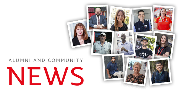 Griffith University Alumni E-Newsletter
