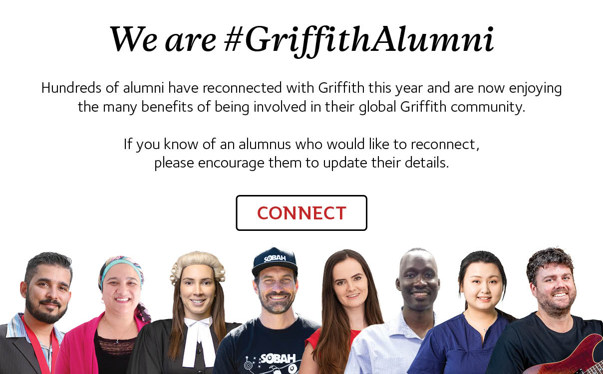 We are GriffithAlumni_Refer a friend