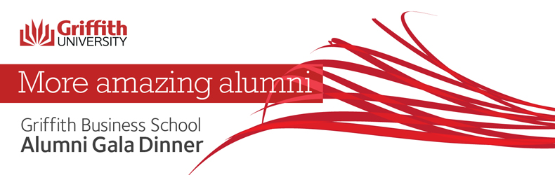 Griffith Business School Alumni Gala Dinner and Awards