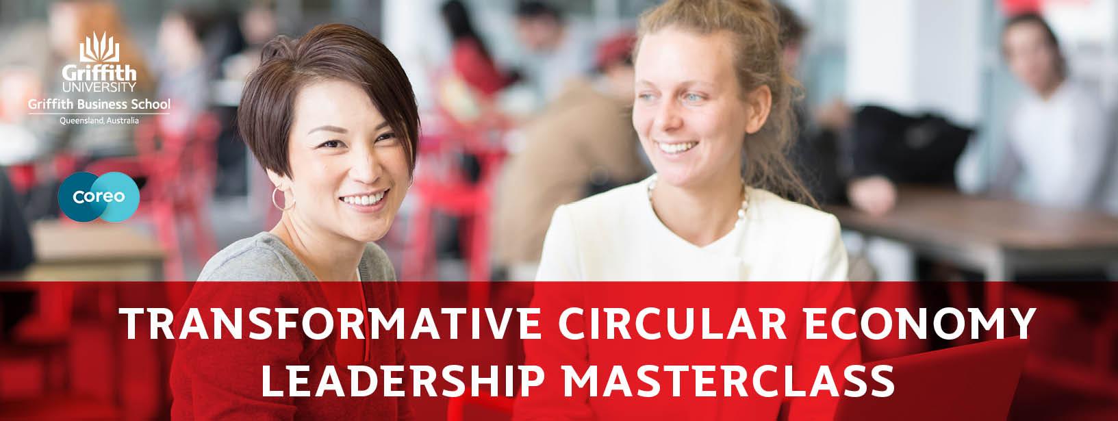 Circular Economy Leadership Masterclass