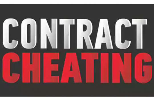 Contract Cheating Resource... Who, what, why and how?