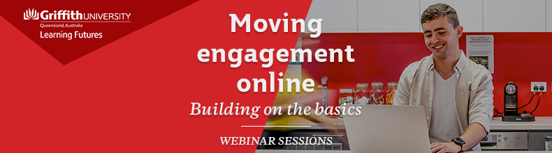 Moving engagement online: Building on the basics