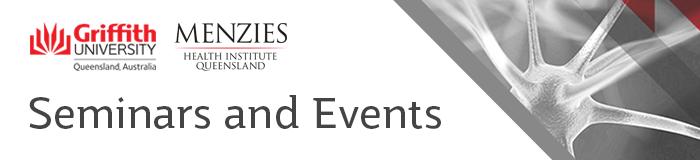 Seminars and Events for MenziesHIQ White