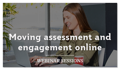 Moving assessment and engagement online