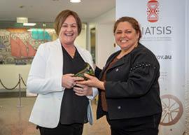 Debbie Bargallie Award