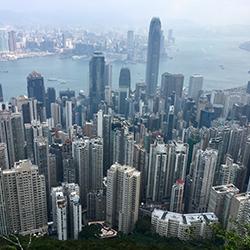 Victoria Peak HK