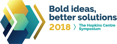 Bold ideas, better solutions 2018 symposium