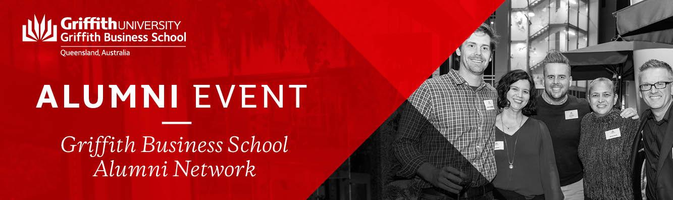 Griffith Business School Gold Coast postgraduate alumni event