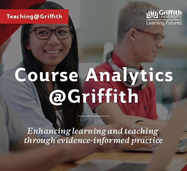 Course Analytics@Griffith