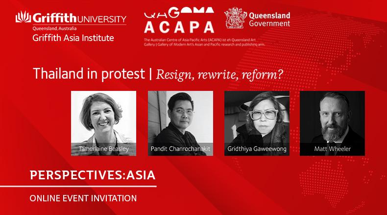 Thailand in protest | Resign, Rewrite, Reform?