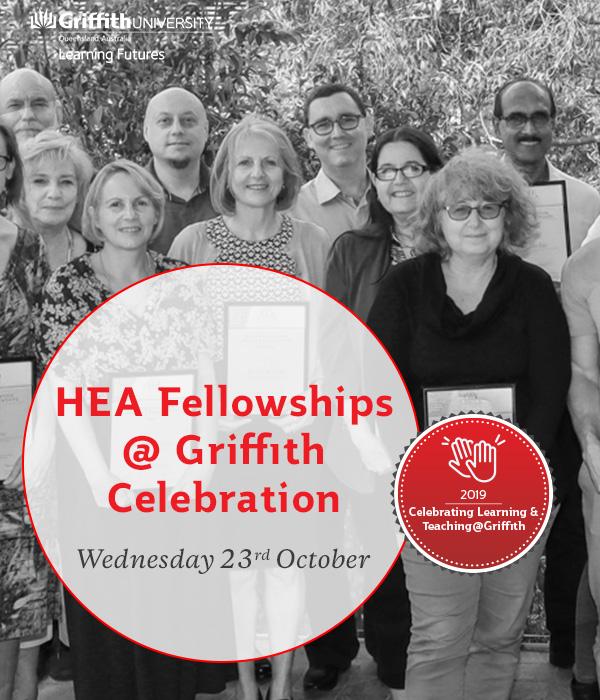 HEA Fellowships @ Griffith Celebration