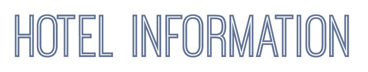 FAPA 2019 Winter - Hotel Information