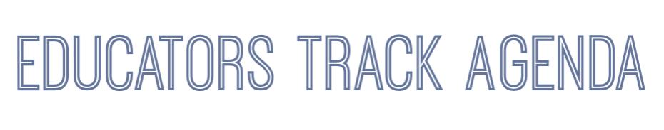 FAPA 2019 Winter - Educators Track Agenda