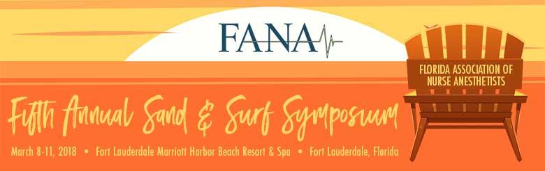 Fifth Annual FANA Sand & Surf Anesthesia Symposium