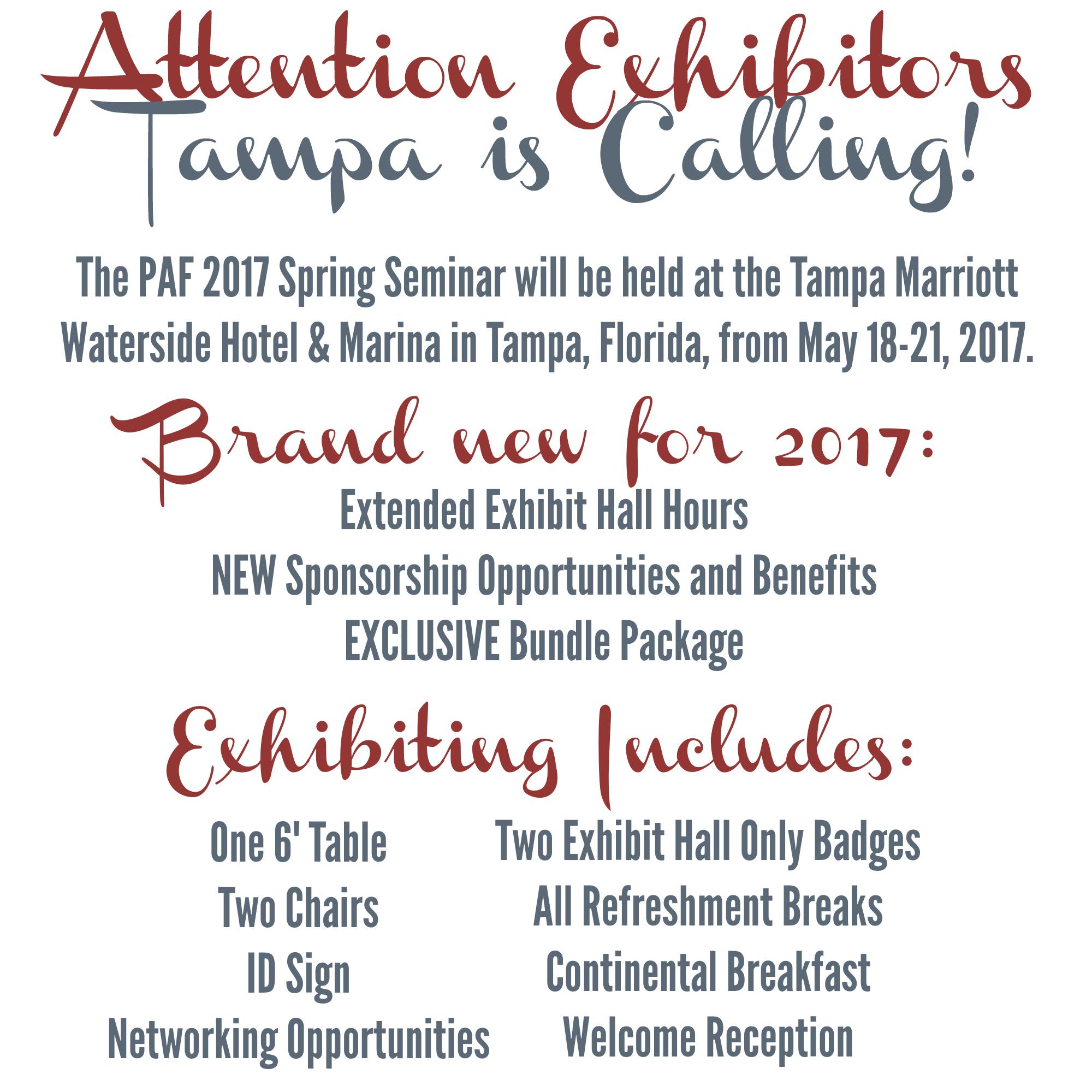 PAF Exhibit Invitation Updated