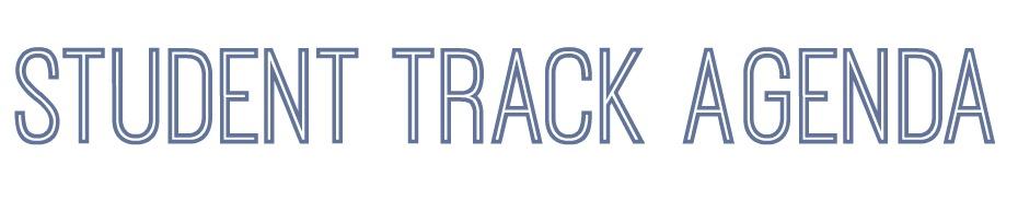 FAPA 2019 Winter - Student Track Agenda