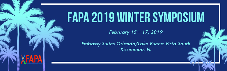 FAPA 2019 Winter Symposium