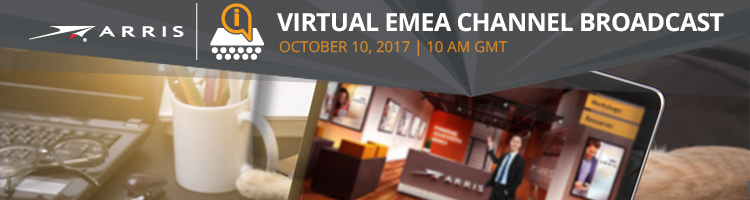 2017 Virtual EMEA Channel Broadcast