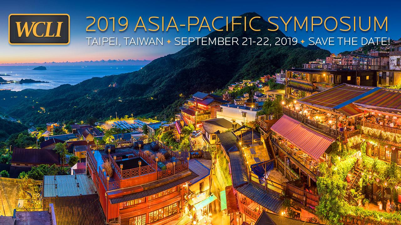 2019 Asia-Pacific Symposium
