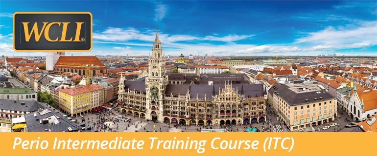 Perio Intermediate Training Course  (ITC): Munich, Germany