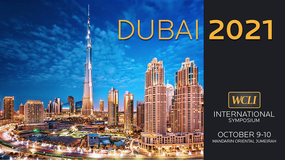 2021 WCLI International Symposium: Dubai, UAE