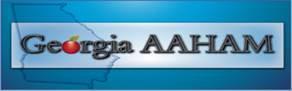 GA AAHAM Logo