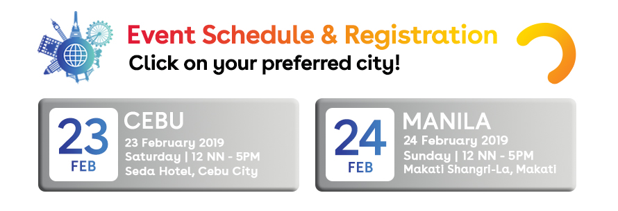 Registration - MNL and CEB