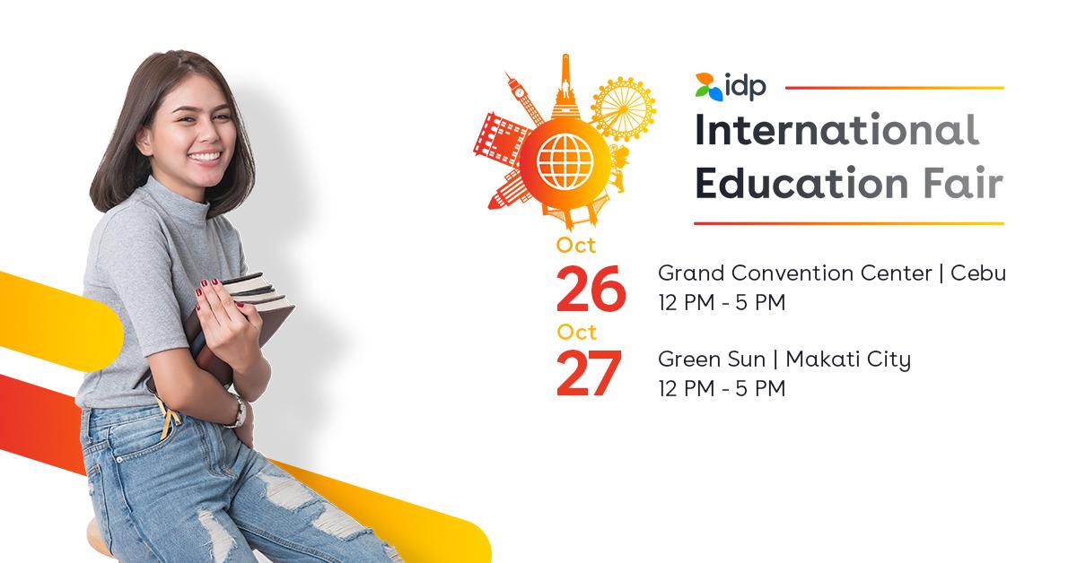 International Education Fair  | October 2019