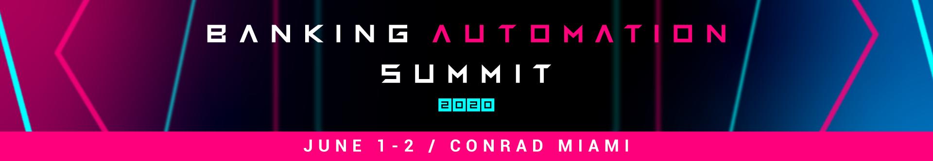 Banking Automation Summit