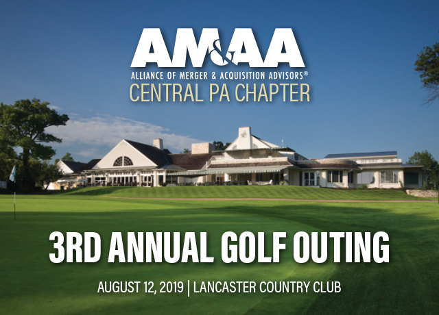 8.12.19 Central PA Chapter Golf Outing