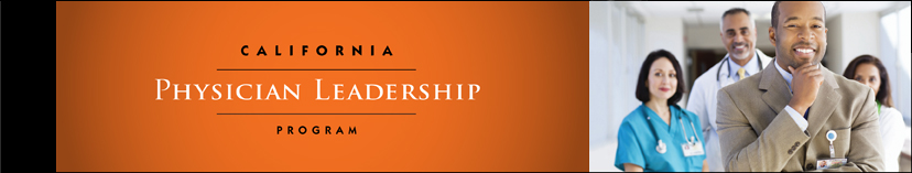 California Physician Leadership Program