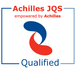 Achilles-registered stamp