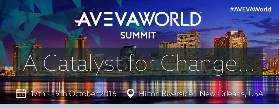 AVEVA World Summit 2016