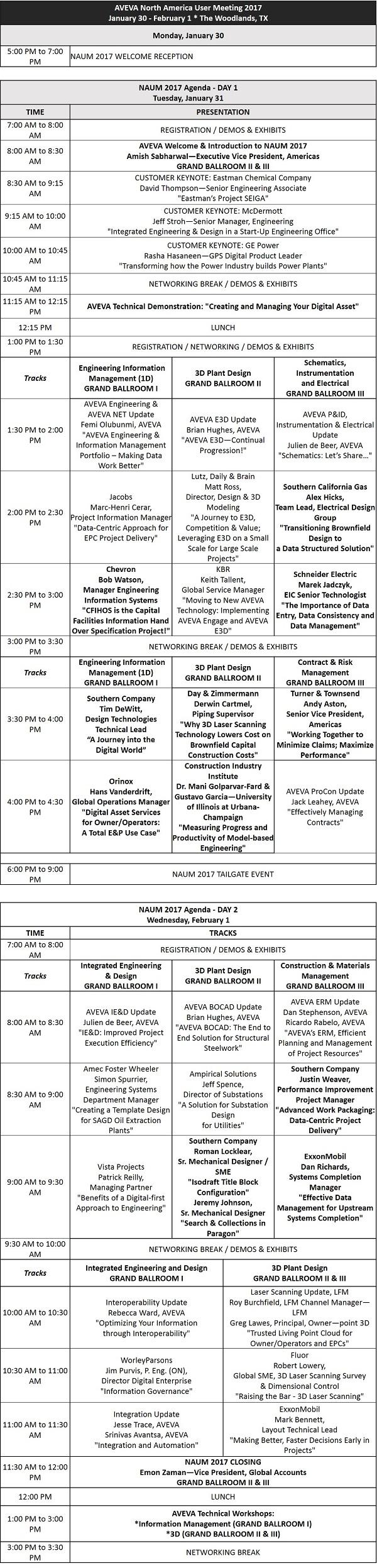 Agendas_Jan 27 2017