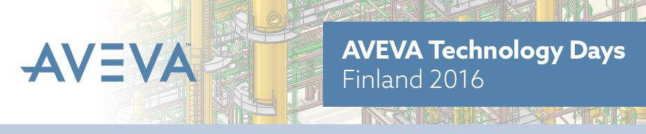 AVEVA Technology Days - Finland 2016